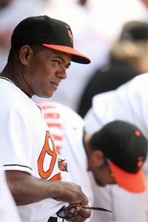Miguel Tejada Baltimore Orioles