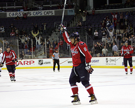 washington capitals alexander ovechkin