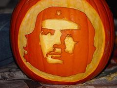 che guevara pumpkin