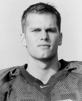 tom brady before he ruled the world