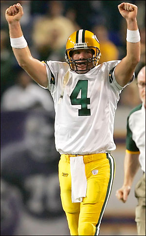 young brett favre pictures. There is Brett Favre in