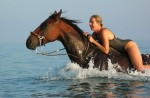 swimming-with-horses