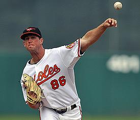 Baltimore Orioles prospect Brian Matusz