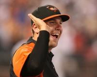 Orioles pitcher Jason Berken