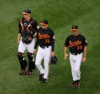 Orioles young guns Brad Bergesen and Matt Wieters