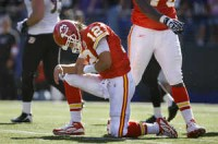 Chiefs lose to Ravens