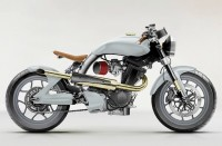 motorcycle design by Carefully Considered for Mac Cycles
