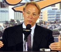 Orioles GM Andy MacPhail