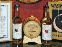Wasmund's Rye Whiskey barrel kit