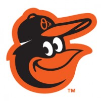 New (2011) Orioles Cartoon Bird Logo